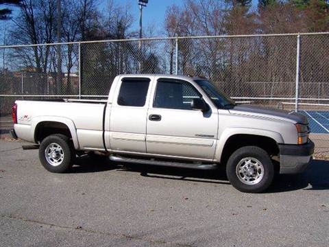 2005 Chevrolet Astro Cargo for sale at William's Car Sales aka Fat Willy's in Atkinson NH