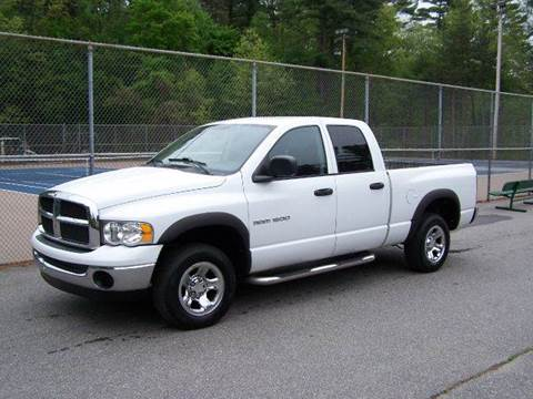 2004 Dodge Ram 50 Pickup for sale at William's Car Sales aka Fat Willy's in Atkinson NH