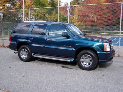2006 Cadillac Escalade for sale at William's Car Sales aka Fat Willy's in Atkinson NH
