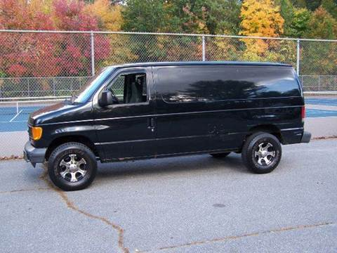 2006 Ford E 250 for sale at William's Car Sales aka Fat Willy's in Atkinson NH