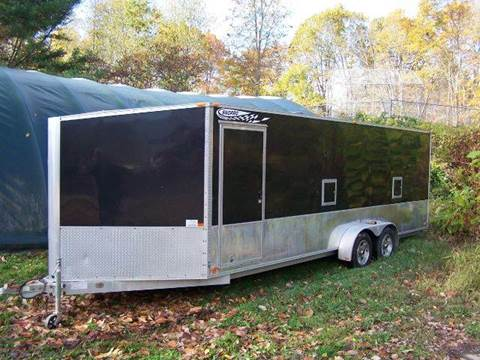 2005 Snopro 7x22 enclosed for sale at William's Car Sales aka Fat Willy's in Atkinson NH