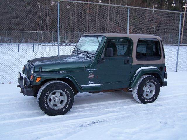 2000 Jeep Wrangler Sahara   Derry NH