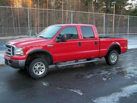 2005 Ford F-250 Super Duty for sale at William's Car Sales aka Fat Willy's in Atkinson NH