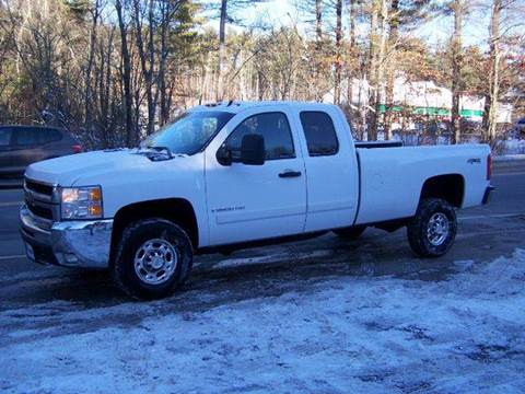 2008 Chevrolet Silverado 2500HD for sale at William's Car Sales aka Fat Willy's in Atkinson NH