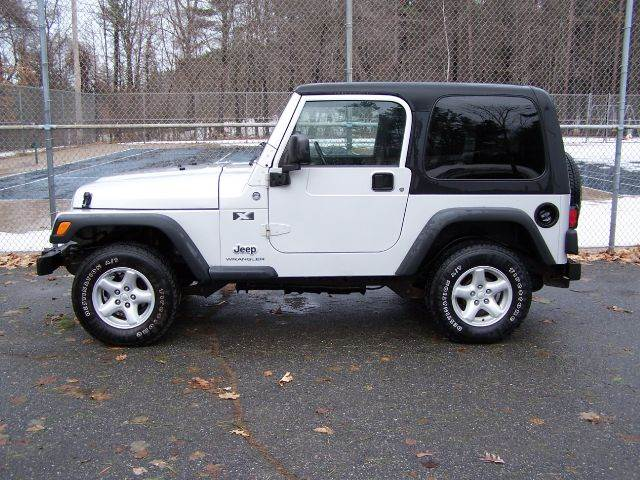 2006 Jeep Wrangler for sale at William's Car Sales aka Fat Willy's in Atkinson NH