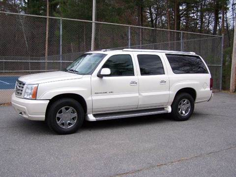 2005 Cadillac Escalade ESV for sale at William's Car Sales aka Fat Willy's in Atkinson NH