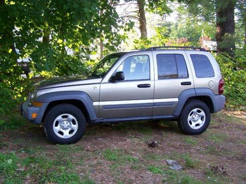 2006 Jeep Liberty for sale at William's Car Sales aka Fat Willy's in Atkinson NH