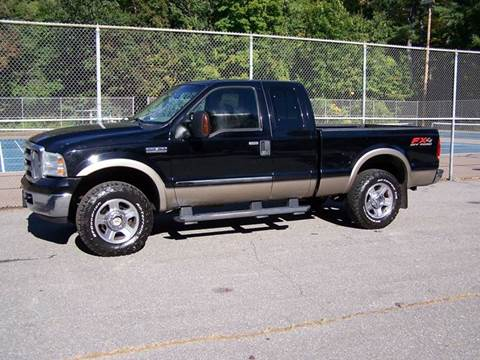 2007 Ford F-250 Super Duty for sale at William's Car Sales aka Fat Willy's in Atkinson NH