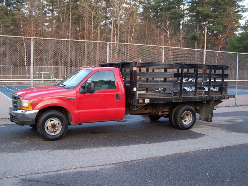 1999 Ford F-350 Super Duty for sale at William's Car Sales aka Fat Willy's in Atkinson NH