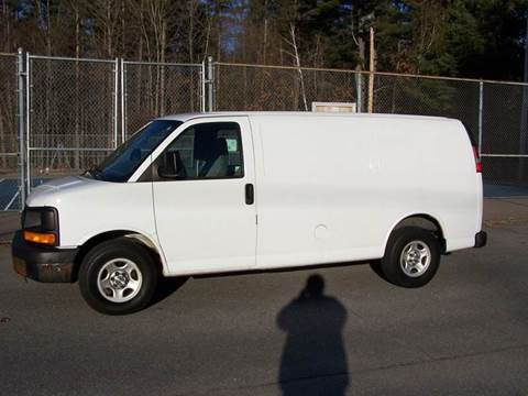 2006 Chevrolet Express Cargo 1500 for sale at William's Car Sales aka Fat Willy's in Atkinson NH