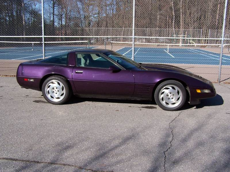 1993 Chevrolet Corvette In Derry NH - William\'s Car Sales aka Fat ...