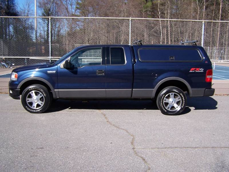 2004 Ford F-150 FX4 In Derry NH - William\'s Car Sales aka Fat Willy\'s