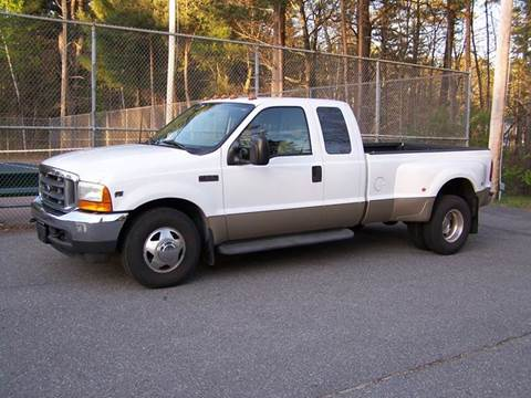 2001 Ford F-350 Super Duty for sale at William's Car Sales aka Fat Willy's in Atkinson NH