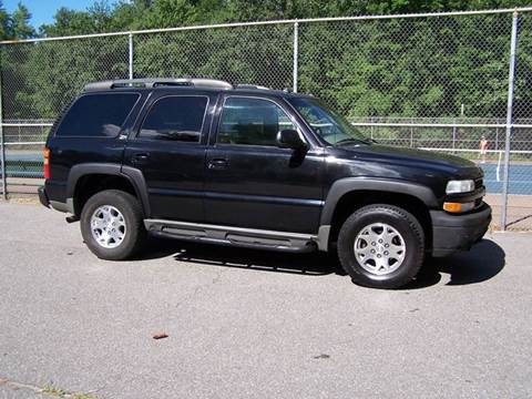 2003 Chevrolet Tahoe Limited/Z71 for sale at William's Car Sales aka Fat Willy's in Atkinson NH