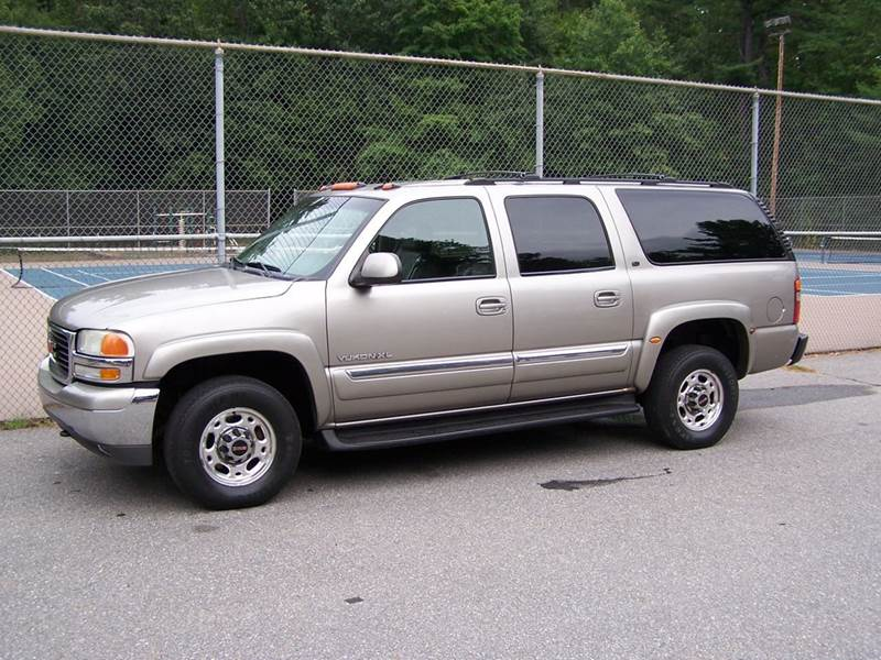 2003 GMC Yukon XL for sale at William's Car Sales aka Fat Willy's in Atkinson NH