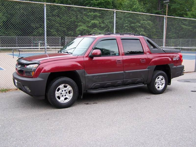 2004 chevrolet avalanche z71 4x4 in derry nh williams car sales 2004 chevrolet avalanche z71 4x4 derry nh sciox Choice Image