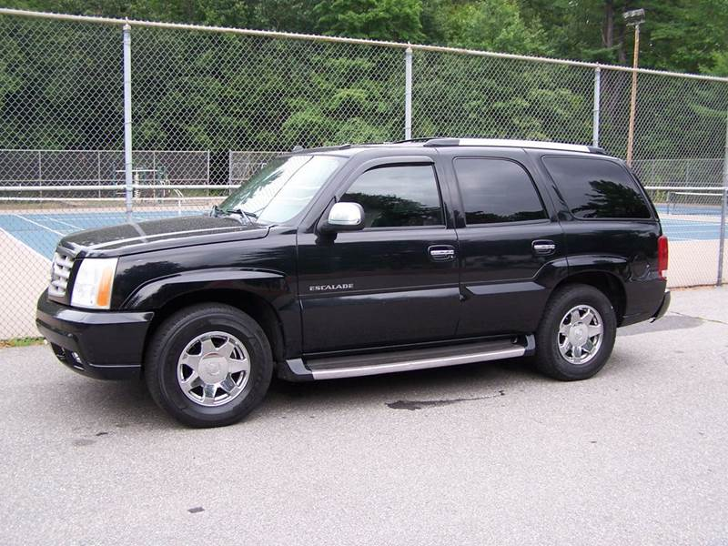 2004 Cadillac Escalade In Derry NH - William\'s Car Sales aka Fat Willy\'s