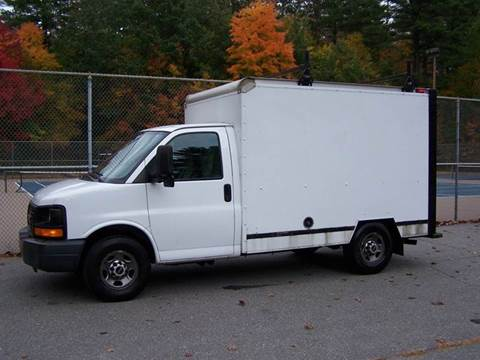 2005 GMC Savana Cutaway for sale at William's Car Sales aka Fat Willy's in Atkinson NH