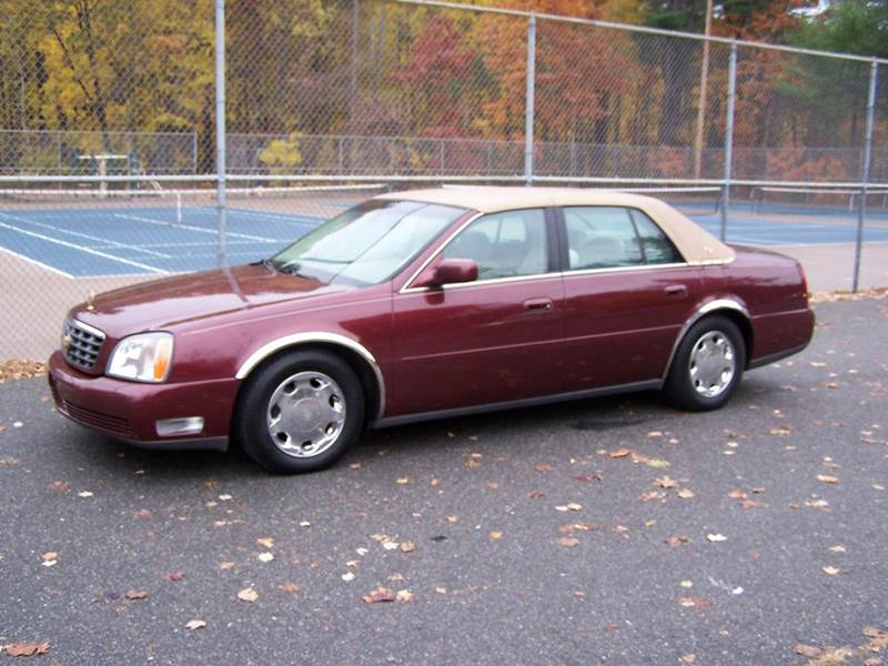 2001 Cadillac DeVille for sale at William's Car Sales aka Fat Willy's in Atkinson NH