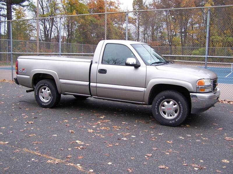 2002 GMC Sierra 1500 for sale at William's Car Sales aka Fat Willy's in Atkinson NH