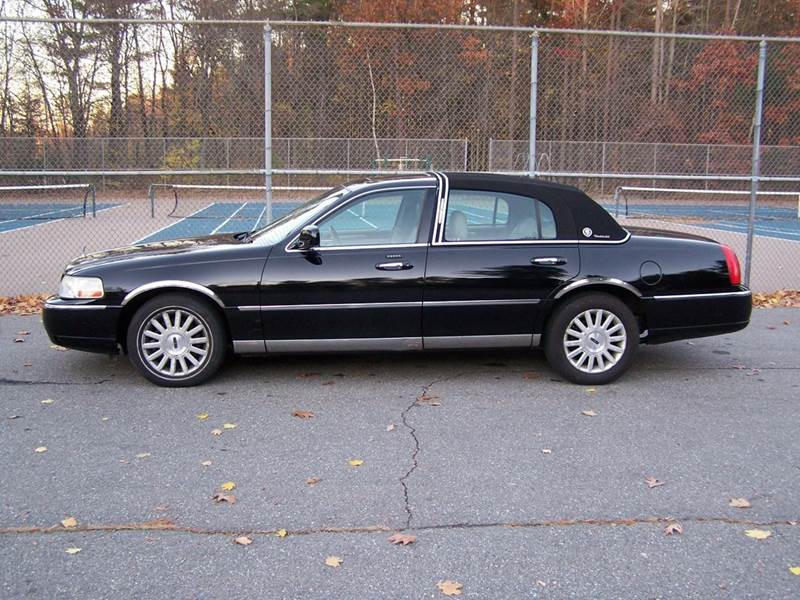 2003 Lincoln Town Car Presidential In Derry Nh William S Car Sales