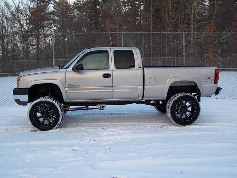 2005 Chevrolet Silverado 2500HD for sale at William's Car Sales aka Fat Willy's in Atkinson NH
