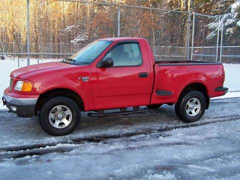 2004 Ford F-150 for sale at William's Car Sales aka Fat Willy's in Atkinson NH