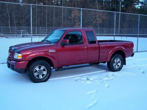 2006 Ford Ranger for sale at William's Car Sales aka Fat Willy's in Atkinson NH