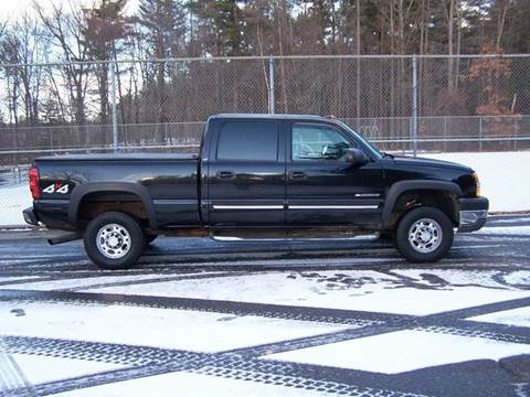 2004 Chevrolet Silverado 2500HD for sale at William's Car Sales aka Fat Willy's in Atkinson NH