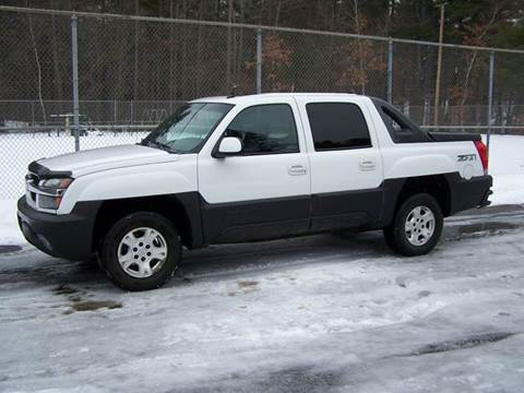 2003 Chevrolet Avalanche for sale at William's Car Sales aka Fat Willy's in Atkinson NH