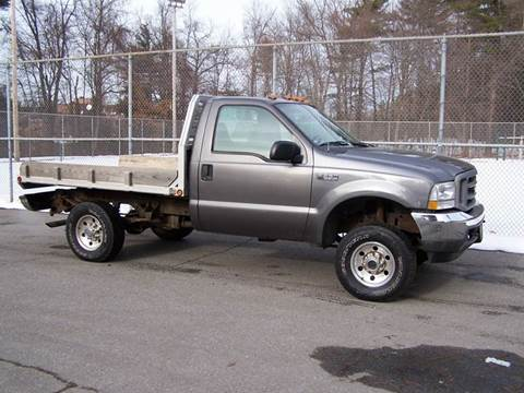 2004 Ford F-250 Super Duty for sale at William's Car Sales aka Fat Willy's in Atkinson NH