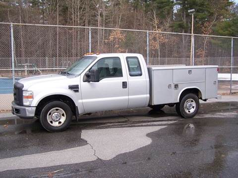 2008 Ford F-350 Super Duty for sale at William's Car Sales aka Fat Willy's in Atkinson NH