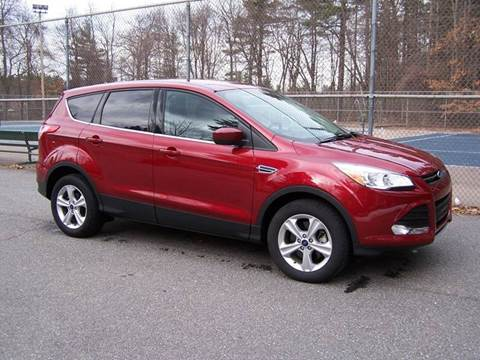 2014 Ford Escape for sale at William's Car Sales aka Fat Willy's in Atkinson NH