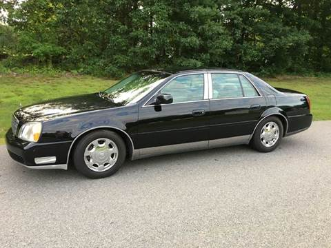 2002 Cadillac DeVille for sale at William's Car Sales aka Fat Willy's in Atkinson NH