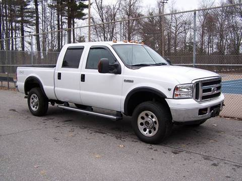 2005 Ford F-350 Super Duty for sale at William's Car Sales aka Fat Willy's in Atkinson NH