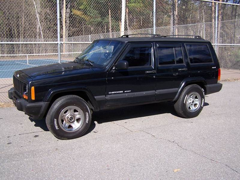 2001 Jeep Cherokee Sport 4WD 4dr SUV In Derry NH - William\'s Car ...