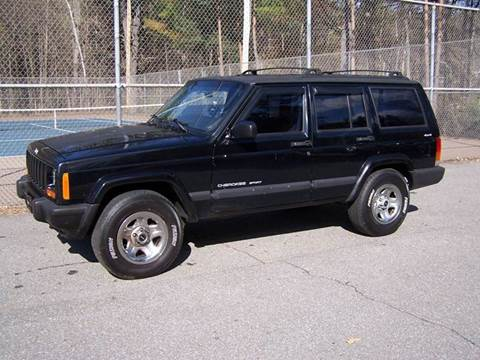 2001 Jeep Cherokee for sale at William's Car Sales aka Fat Willy's in Atkinson NH