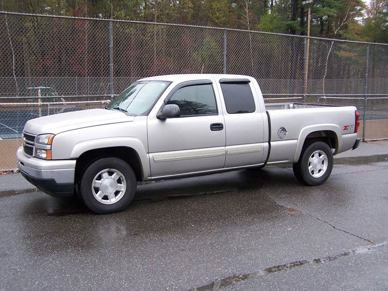2006 Chevrolet Silverado 1500 for sale at William's Car Sales aka Fat Willy's in Atkinson NH