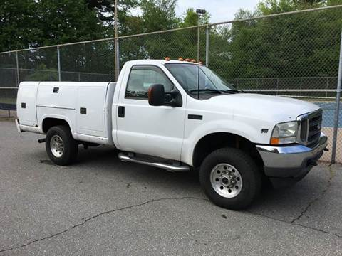 2003 Ford F-350 Super Duty for sale at William's Car Sales aka Fat Willy's in Atkinson NH