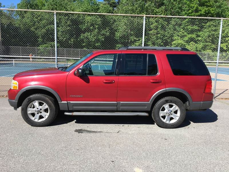 2005 Ford Explorer for sale at William's Car Sales aka Fat Willy's in Atkinson NH