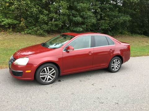 2006 Volkswagen Jetta for sale at William's Car Sales aka Fat Willy's in Atkinson NH