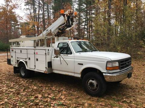 1997 Ford F-450 for sale at William's Car Sales aka Fat Willy's in Atkinson NH