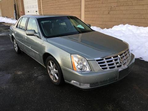 2006 Cadillac DTS for sale at William's Car Sales aka Fat Willy's in Atkinson NH