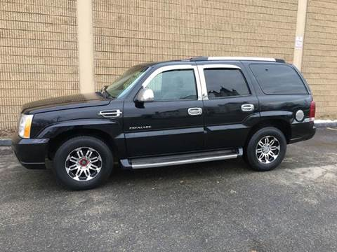 2002 Cadillac Escalade for sale at William's Car Sales aka Fat Willy's in Atkinson NH