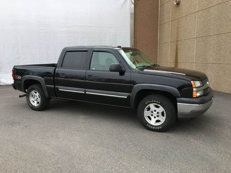 2005 Chevrolet Silverado 1500 for sale at William's Car Sales aka Fat Willy's in Atkinson NH