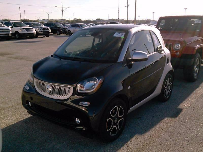 2016 Smart fortwo prime 2dr Hatchback - Staten Island NY