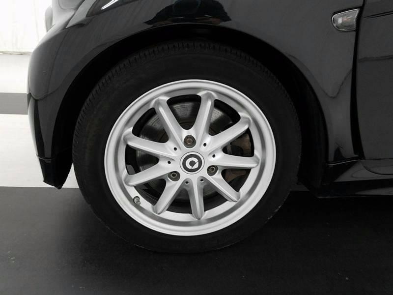 2015 Smart fortwo electric drive 2dr Hatchback: 2015 Smart fortwo electric drive 2dr Hatchback 19647 Miles Black Hatchback Elect