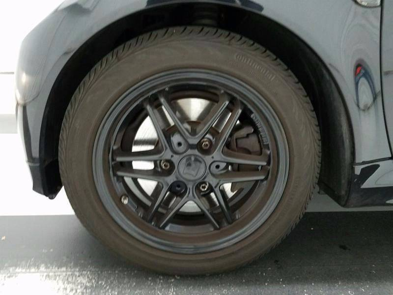 2014 Smart fortwo passion 2dr Hatchback: 2014 Smart fortwo passion 2dr Hatchback 18787 Miles Black Hatchback 1.0L I3 Auto