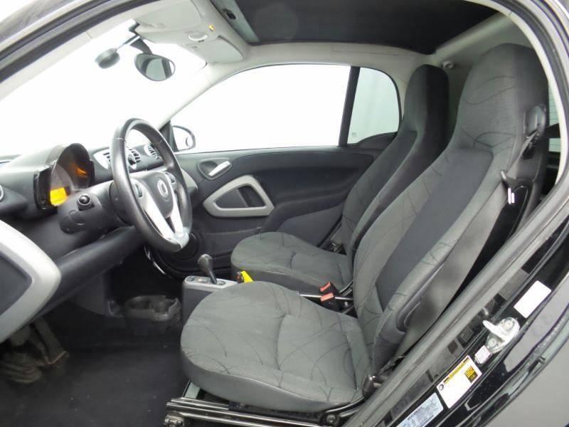 2014 Smart fortwo passion 2dr Hatchback: 2014 Smart fortwo passion 2dr Hatchback 44545 Miles Black Hatchback 1.0L I3 Auto