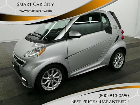2015 Smart fortwo electric drive for sale in Staten Island, NY